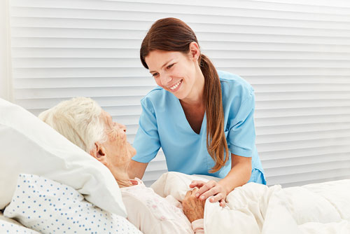 Point-of-Care Testing in Nursing Homes–Protecting a Vulnerable Population