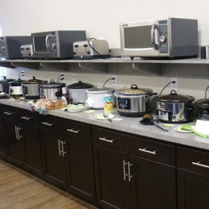 Orchard team's chili cookoff