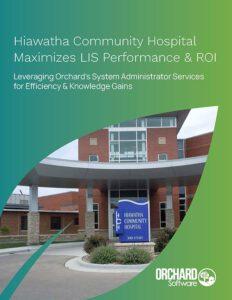 Cover Image of Hiawatha Community Hospital Case Study