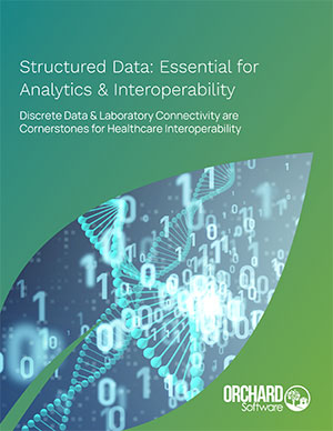 Structured data: Essential for analytics and interoperability