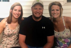 Ryan Jones and Family