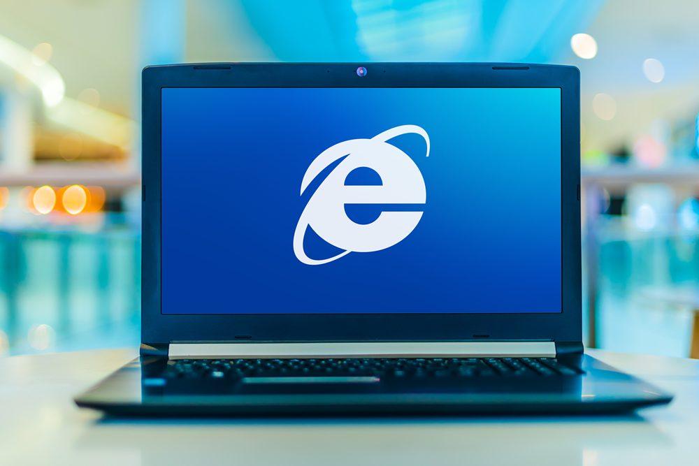 Timeline for End of Support for Internet Explorer