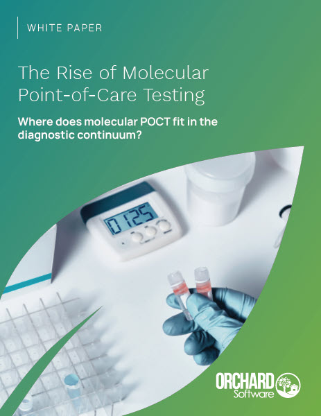 Rise of Molecular Point-of-Care Testing