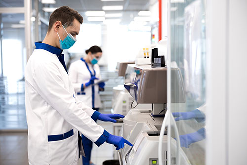 Automate Molecular Testing & Free Up Laboratory Staff
