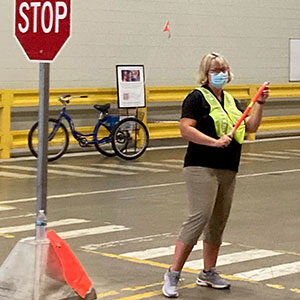 Directing Traffic at Gleaners
